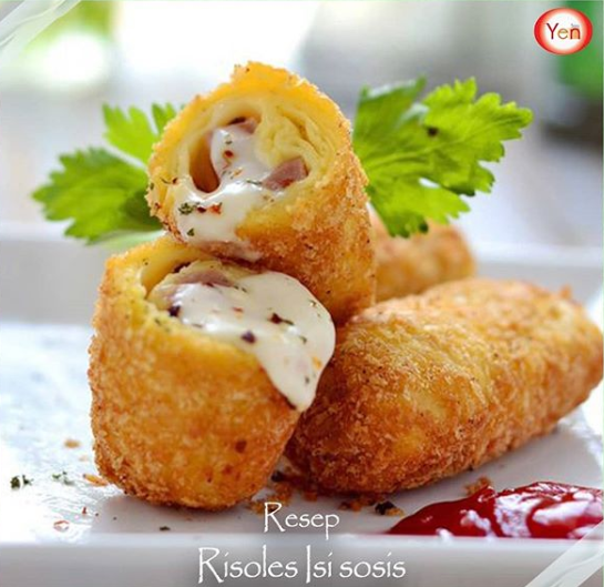 resep-risoles-isi-sosis