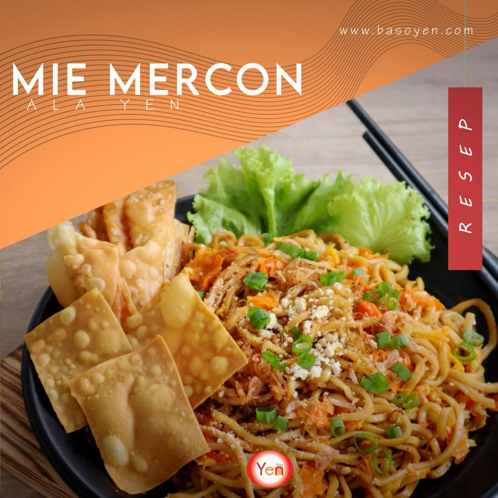 Resep Mie Mercon