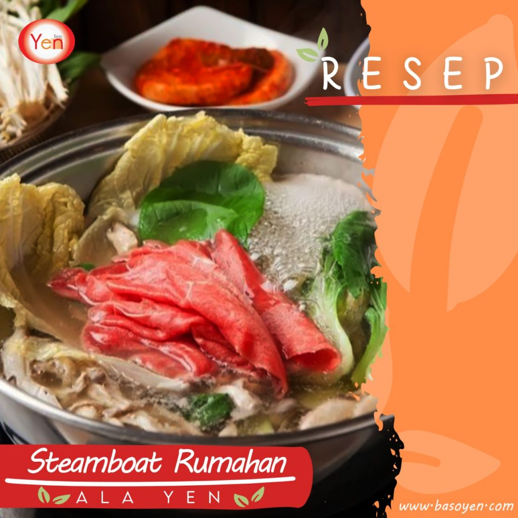 Resep Steamboat Homemade